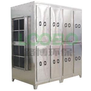 China Waste gas treatment equipment /Industrial UV photolysis purification machine wholesale