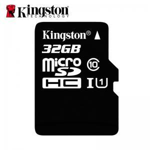 China Kingston Class10 Micro SD Card 32GB Memory Card Mini SD Card SDHC SDXC TF Card wholesale