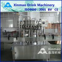 China PLC POP / Aluminum Can Filling Machine For Carbonated / Energy Drinks wholesale