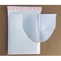 China Durable Shipping Poly Mailers 360x460 #A3 , White Bubble Packaging Envelopes wholesale