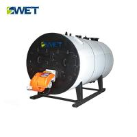 China 10.5 MW Gas Oil Boiler  for Food Industry , fire tube hot water boiler wholesale