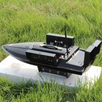 China 4 pcs Bunkers HYZ-100 Single Boat Hull Remote Control Bait Boat on sale