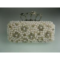 China 2012 fashion hard beaded evening ladies clutch bag G20437 wholesale