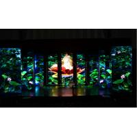 China Outdoor P3.91 Rental RGB Led Display Board Stage Background High Resolution wholesale