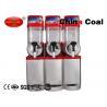 China Food Processing Machine China Triple Tanks Commercial Slushi Daiquiri Maker Machine for Sale wholesale