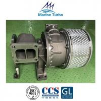 China T- IHI / T- RH163 Marine Turbocharger, Main Engine Turbocharger Replacement In Ship wholesale