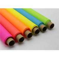 Buy cheap Neon Colour Wax Paper For Flower Wrapping from wholesalers