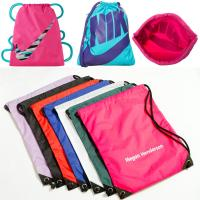 Buy cheap elegant and graceful 100 polyester drawstring bags selling well all over the from wholesalers