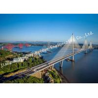 China Prefabricated Steel Structural Truss Delta Bridge for Highway Permanent Usage wholesale