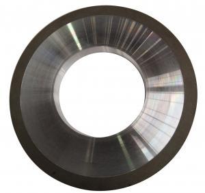China Sharping Polishing Diamond Grinding Wheels Resin Bonded Flat Cup Bowl Disc Shape wholesale