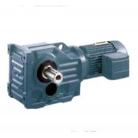 China China SA series helical gear worm  reducer, Shaft mounted gearbox reduction wholesale