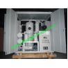 China Double Stage Vacuum Transformer Oil Filtration Plant, Insulation Oil Purifier Machine, Oil Processor Unit wholesale