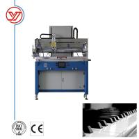 China Yuanyong Electric Screen Printing Machine For Piano Keyboard  Plastic Rubber on sale