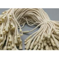 China Bags Toys Store Security Tags , Safety Seal Plastics Cord Tag Fastener Fancy wholesale