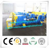 China Europ Standard Conventional Welding Rotator / 600 Tons Pipe Rollers For Welding wholesale