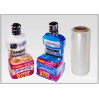 China Automatic Packing Plastic Roll Film  , Non - Polluting Heat Shrink Wrap Film on sale