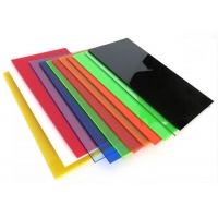 China Moulding Glossy 8x4 Feet 3mm Thick Cast Acrylic Sheet wholesale