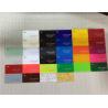 China Orange Yellow Extruded Coloured Plexiglass Acrylic Sheet Thickness 1mm - 500mm wholesale