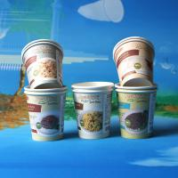 China Eco Friendly Hot Drink Paper Cups Paper Drinking Cups With Sleeve on sale