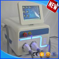 China Two handles SHR IPL Hair Removal Machine For Acne Scars Removal With 10.4inch TFT Screen on sale
