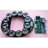 China 24W Infrared LED Boards For Constant Speed Dome Camera 12 LEDs on sale