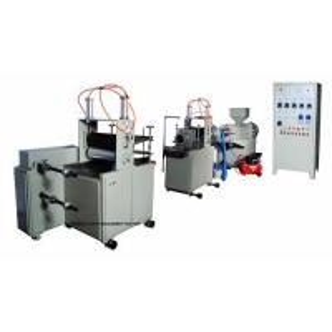 China Horizontal-Blown PVC Heat Shrink Film Blowing Machine wholesale