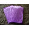 China Multi Colored Polyethylene Mailers Bubble Shipping Envelopes Waterproof Dustproof wholesale