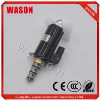 China Stable Performance Komatsu Electrical Parts Excavator Travel Motor Solenoid Valve wholesale