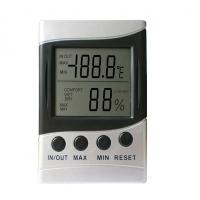 China WS200 ABS Plastic LCD Electronic Weather Station Digital Thermometer wholesale