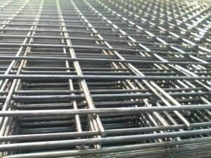 100 mm Hole Opening Galvanized Welded Mesh for Underground Support