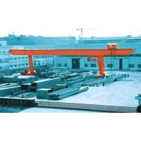 Buy cheap Steel Inventory Yard L-Shape Gantry Crane for Road Construction Sites from wholesalers