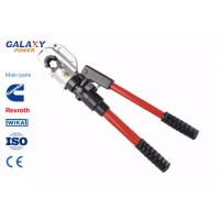 Quality Hydraulic Power Cable Transmission Line Tool Hexagonal Crimper Long Life for sale