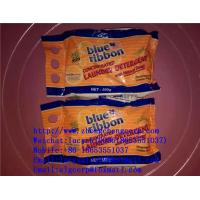 China 500g blue ribbon Top quality detergent powder/biodegradable detergent/brand detergent powder with lowest price to Africa wholesale