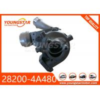 China GT1749V 53039700127 28200-4a480 282004A480 Car Turbocharger for hyundai Starex CRDI D4CB wholesale
