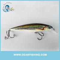 China Hard body bait fishing lure making suppliers from chinese fishing lure factory wholesale