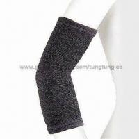 China Elbow Support, Made of Carbonized Bamboo Fiber, Provides Protections, Customized Sizes are Welcome on sale