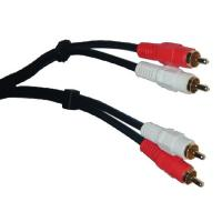 China 2RCA to 2RCA Audio AV Cable wholesale