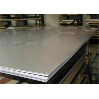 China Cold Rolled Brushed BA 2B Stainless Steel Mirror Sheet Max 2.5m Width wholesale