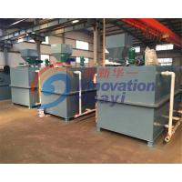 China Coagulant / Flocculant Chemical Dosing System For Wastewater Treatment Plant on sale