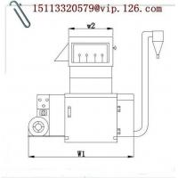 Buy cheap PE PP PVC Waste Plastic Crusher Machine/soundproof plastic crusher from wholesalers