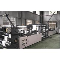 China Safety Auto Counting Non Woven Bag Making Machine For Footwear , Beverage Drinks wholesale