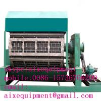 recycling waste paper egg tray machine production line