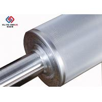 China Coating Anilox Rollers / Steel Flexo Printing Rollers Machinery Parts wholesale
