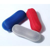 China hot zipper spectacle case for eyewear protecting  for wholesale wholesale