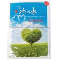 China Personalized Musical greeting card with sound , sound greeting card wholesale