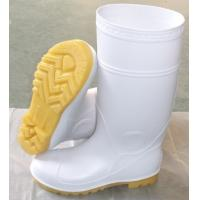 China Safety PVC Boots CE S5 Safety Boots with Steel Toe Cap and Midplate wholesale