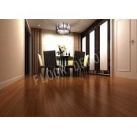 China Home HDF ECO Laminate Flooring Cherry Thickness 12mm Carb2 V Groove EIR wholesale