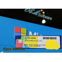 China Official Windows Server 2016 R2 Product Key Hologram Coa Sticker Retail License on sale