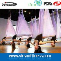 China Virson- yoga swing made from high strength parachute fabric wholesale
