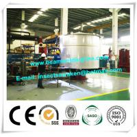 China Automatic Welding Machine Revolving Table / Floor Turntable Positioner wholesale
